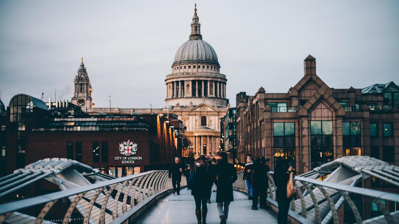 Spraakmakende gebeurtenissen in Londen